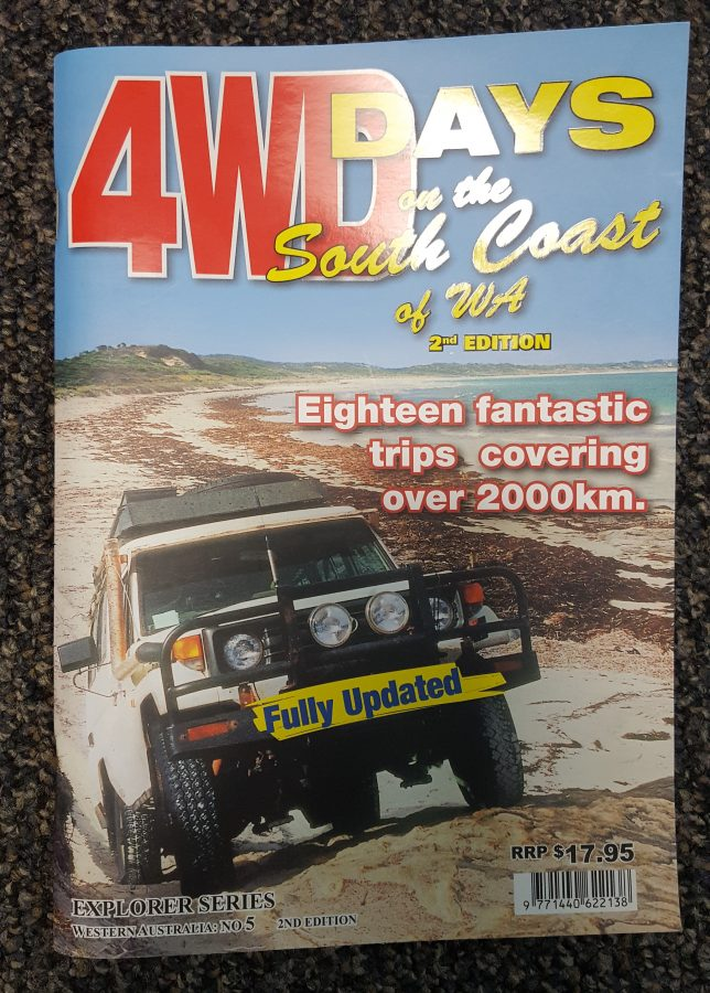 4wd days on the south coast wa