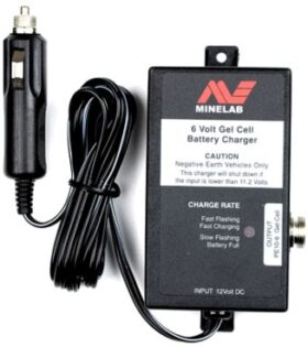 Charger 12v SD/GP (4 Pin)