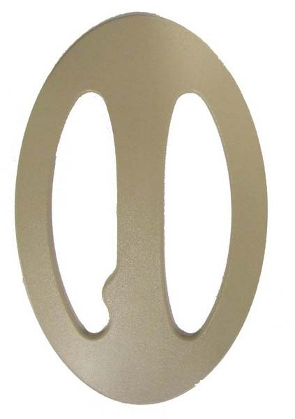 Skidplate Coiltek 24″x14″ Elliptical – Tan