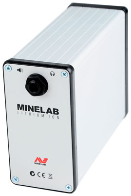 Minelab GPX5000 Lithium-ion Battery
