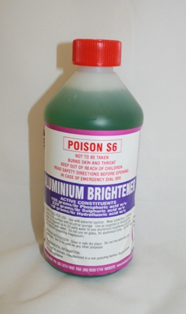 Acid Aluminium Brightener 500ml
