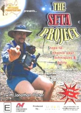 DVD GPX4500 The SETA Project