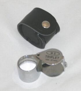 Loupe Magnifier 10x