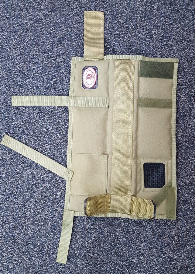 166 SDC2300 CBox Cover Goldfields Canvas