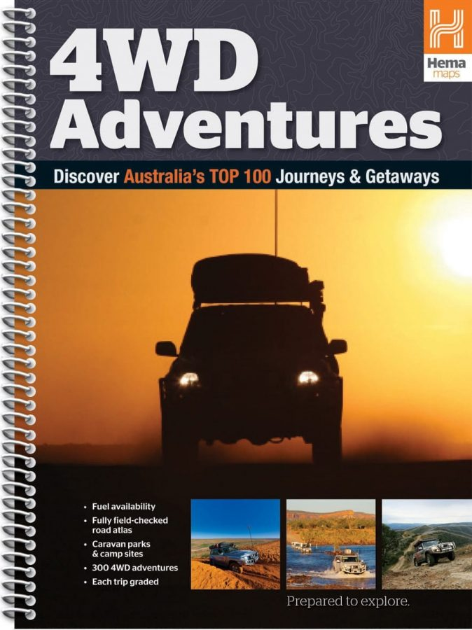 4WD Adventures- Hema Maps