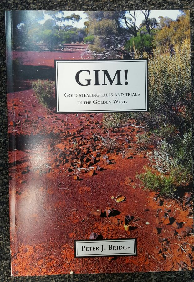 GIM! Gold Stealing Tales and Trails in the Golden West