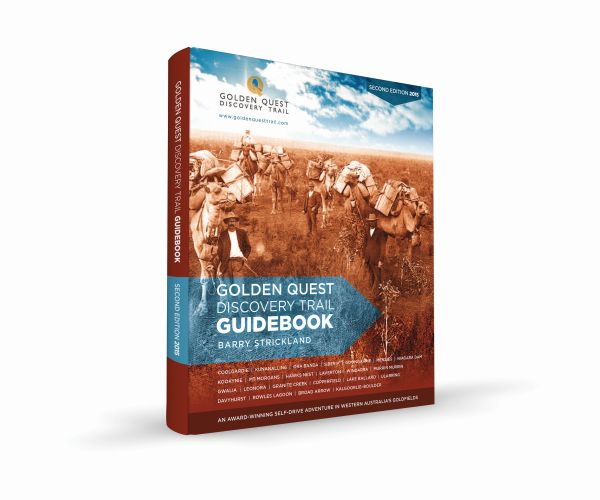 Golden Quest Discovery Trail Guidebook