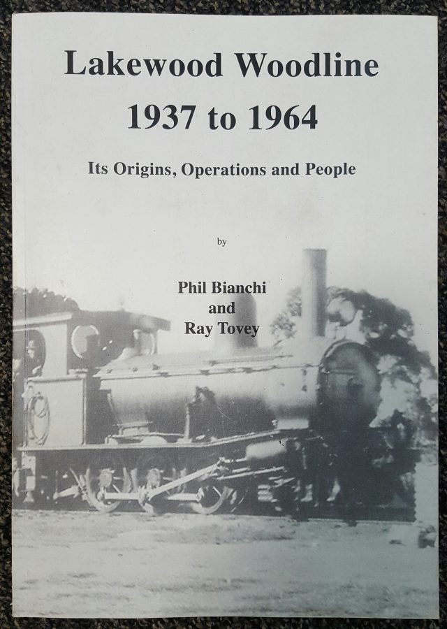 Lakewood Woodline 1937 to 1964- It's Origins, Operations and People