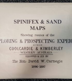 Spinifex and Sand Maps
