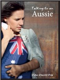 Talking to an Aussie