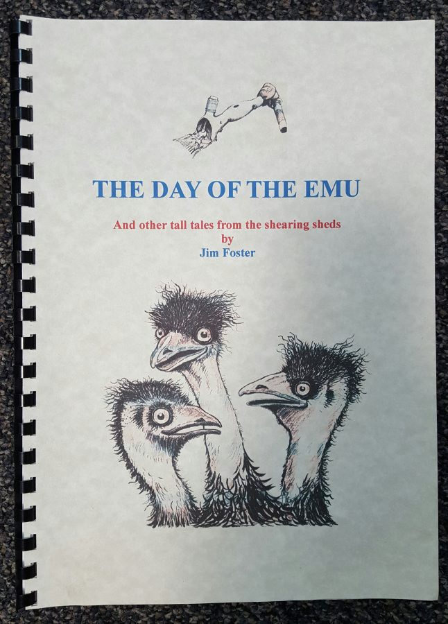 The Day of The Emu