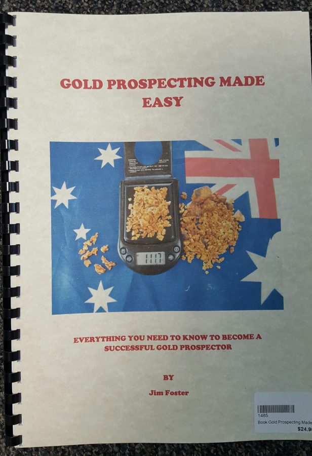 gold prospecting made easy