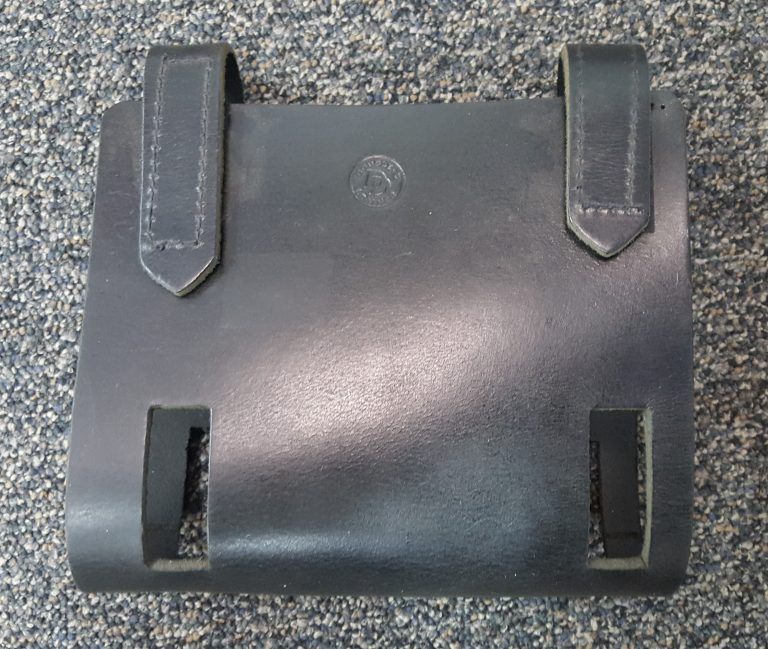 Control Box Cover Leather Suit GPX-GP 1