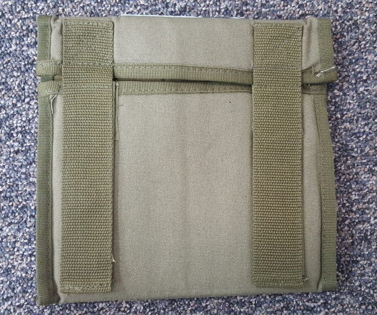 GPX Shingleback Control Box Cover Green 2
