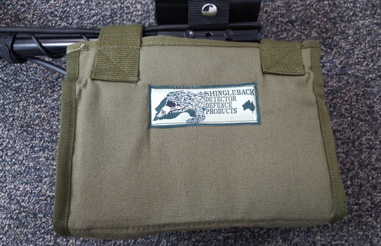 GPX Shingleback Control Box Cover Green 3