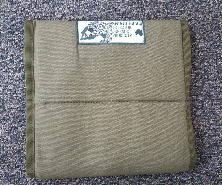 GPX Shingleback Control Box Cover Green
