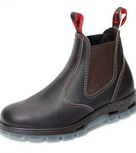 Redback UBOK leather soft toe