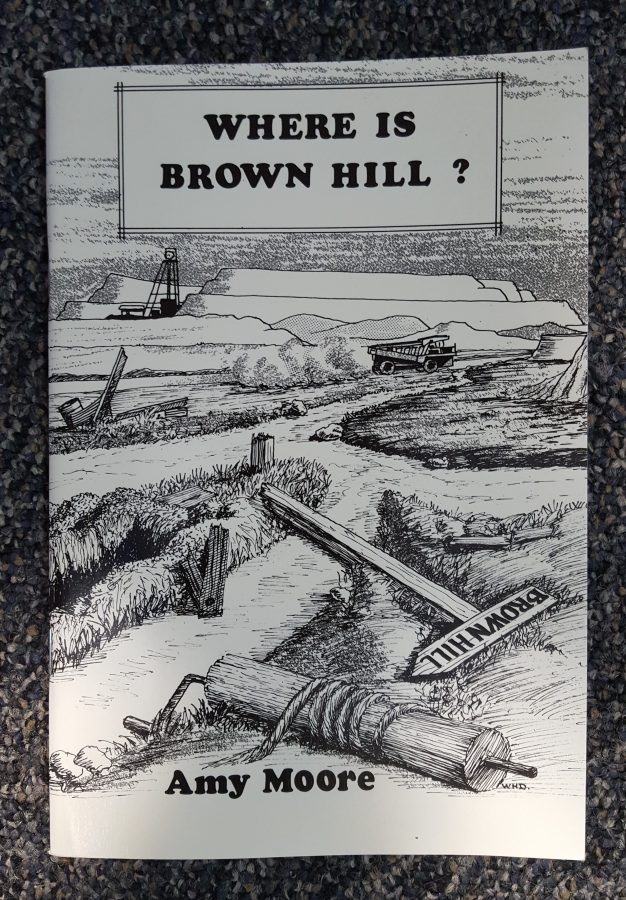 where is brown hill